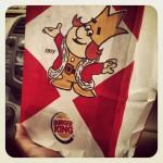 Burger King in Hadley