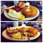 Deluxe Town Diner in Watertown, MA