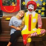 McDonald's in Ludlow