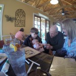 Garden Cafe in Sebring