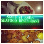 Sam's St Johns Seafood Restaurant in Orange Park