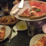 Angelo's Coal Oven Pizzeria in New York