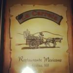 La Carreta Mexican Restaurant in Nashua, NH