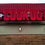 Cook Out in Colonial Heights