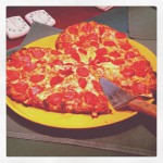 Round Table Pizza in Millbrae