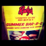Rudy's Country Store and Bar-B-Q in Houston, TX