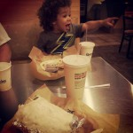 Qdoba Mexican Grill in Brentwood