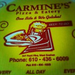 Carmine's Pizza & Eatery in West Chester