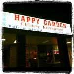 Happy Garden Chinese Restaurant in Indianapolis