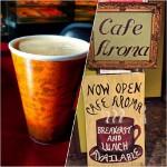 Cafe Aroma in Fenton