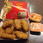 McDonald's in Fresno