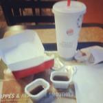 Burger King in Newport