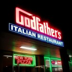 Godfather's Pizza in Los Angeles