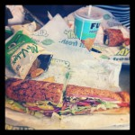 Subway Sandwiches in Sparks
