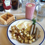 Bob Evans Farms Restaurant in Bay City