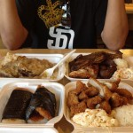 L and L Hawaiian BBQ in San Diego