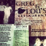 Greg & Lou's Family Restaurant in Owosso