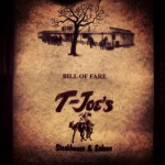 T Joes Steakhouse & Saloon in Cheyenne