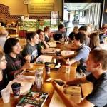 Kneaded Pleasures Bakery Cafe in Austin