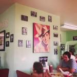 Boomarang Diner in Tecumseh