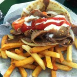 Babylon Gyro's in Richmond