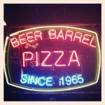 Heaphys Beer Barrel Pizza in Lima