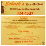 Schack's Bar-B-Que in Winter Haven