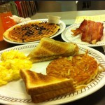 Waffle House in Houston, TX