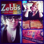 Zebb's Deluxe Grill and Bar in New Hartford