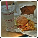 Five Guys in Edison, NJ