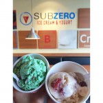 Sub Zero Ice Cream and Yogurt in Federal Way