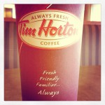 Tim Hortons in Bowmanville, ON