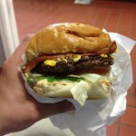 Superb Burger Number Two in Sacramento