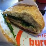 The Burger Spot in Garden City