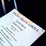 Flat Iron Grill in Issaquah, WA