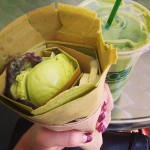 Harajuku Crepe in Beverly Hills