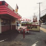 May's Drive in Restaurant in Berwick