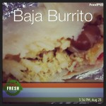 Baja Burrito in Raleigh