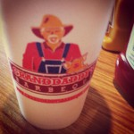 Granddaddy's Barbeque in Thomasville, GA