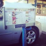 H & W Drive-In in Merced, CA