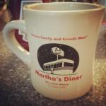 Martha's Diner in Ellsworth