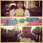Jack-N-Grill in Denver