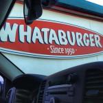 Whataburger in Eagle Pass, TX
