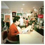 Manor Coffee Shop in San Francisco