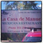 LA Casa de Manual in Denver