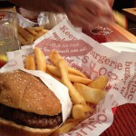 Red Robin Gourmet Burgers in Foxborough