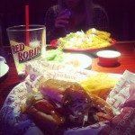 Red Robin Gourmet Burgers in Foxborough, MA