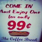 The Coffee Break in Stuart, VA