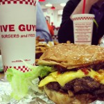 5 Guys Famous Burgers and Fries in Anderson