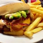 Douglas Burgers No 23 in Lake Elsinore